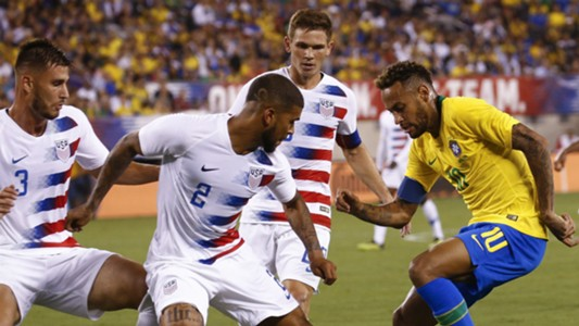 USMNT vs Neymar 09072018