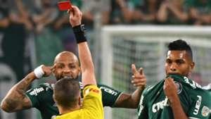 Felipe Melo e Borja - Palmeiras x Cerro Porteño