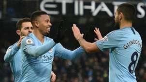 Gabriel Jesus Manchester City Everton 151218