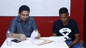 Hasim Kipuw & Munafri Arifuddin - PSM Makassar