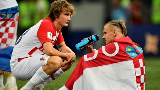 croatia france - domagoj vida tin jedvaj - world cup final - 15072018