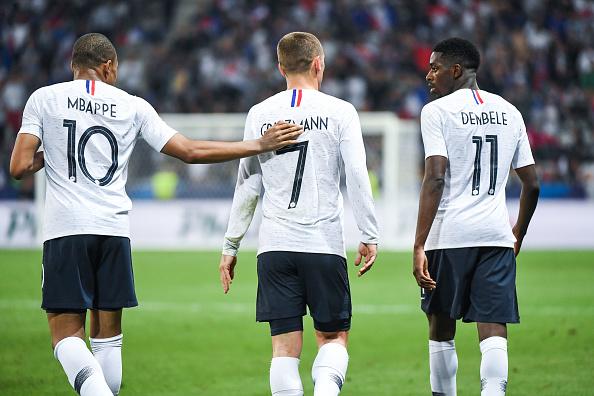 Coupe du monde : Antoine Griezmann