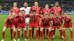 Bayern Munich squad