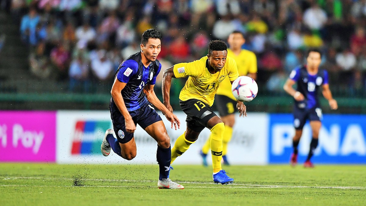 Mohamadou Sumareh, Malaysia, AFF Championship, 08112018