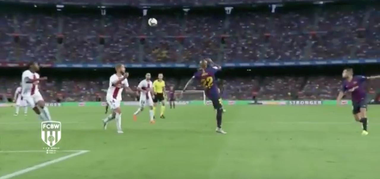 Arturo Vidal 1 Barcelona Alavés