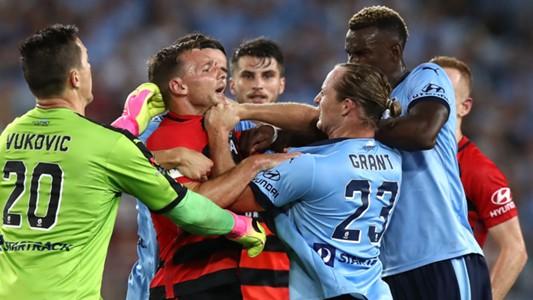 Sydney derby