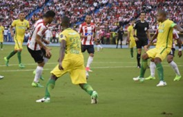 Junior va Atlético Nacional 2017