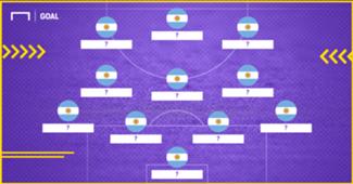 GFX Argentina Probable 2019 sin Nombres
