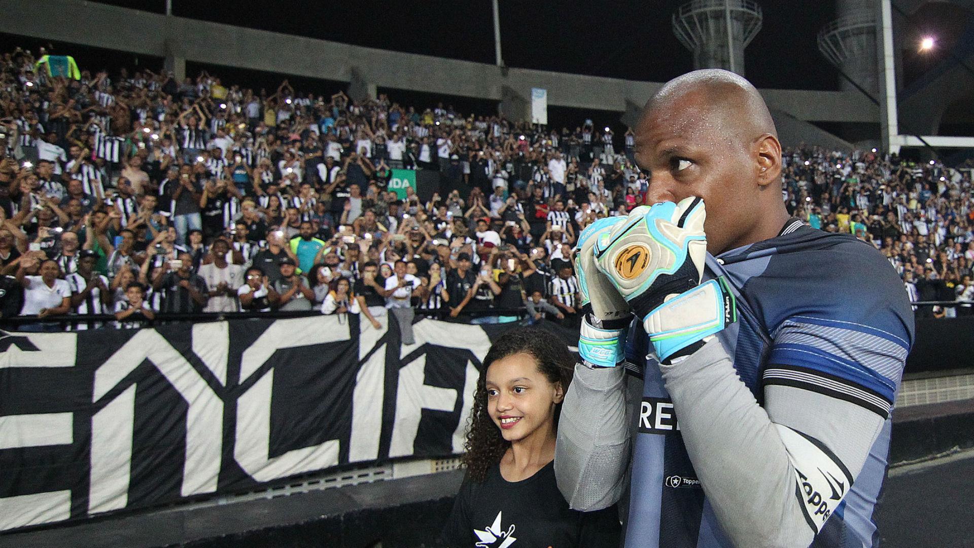Jefferson Botafogo despedida 12 12 2018