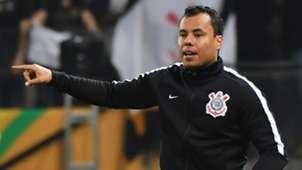 Jair Ventura Corinthians Cruzeiro Copa do Brasil final volta 17102018