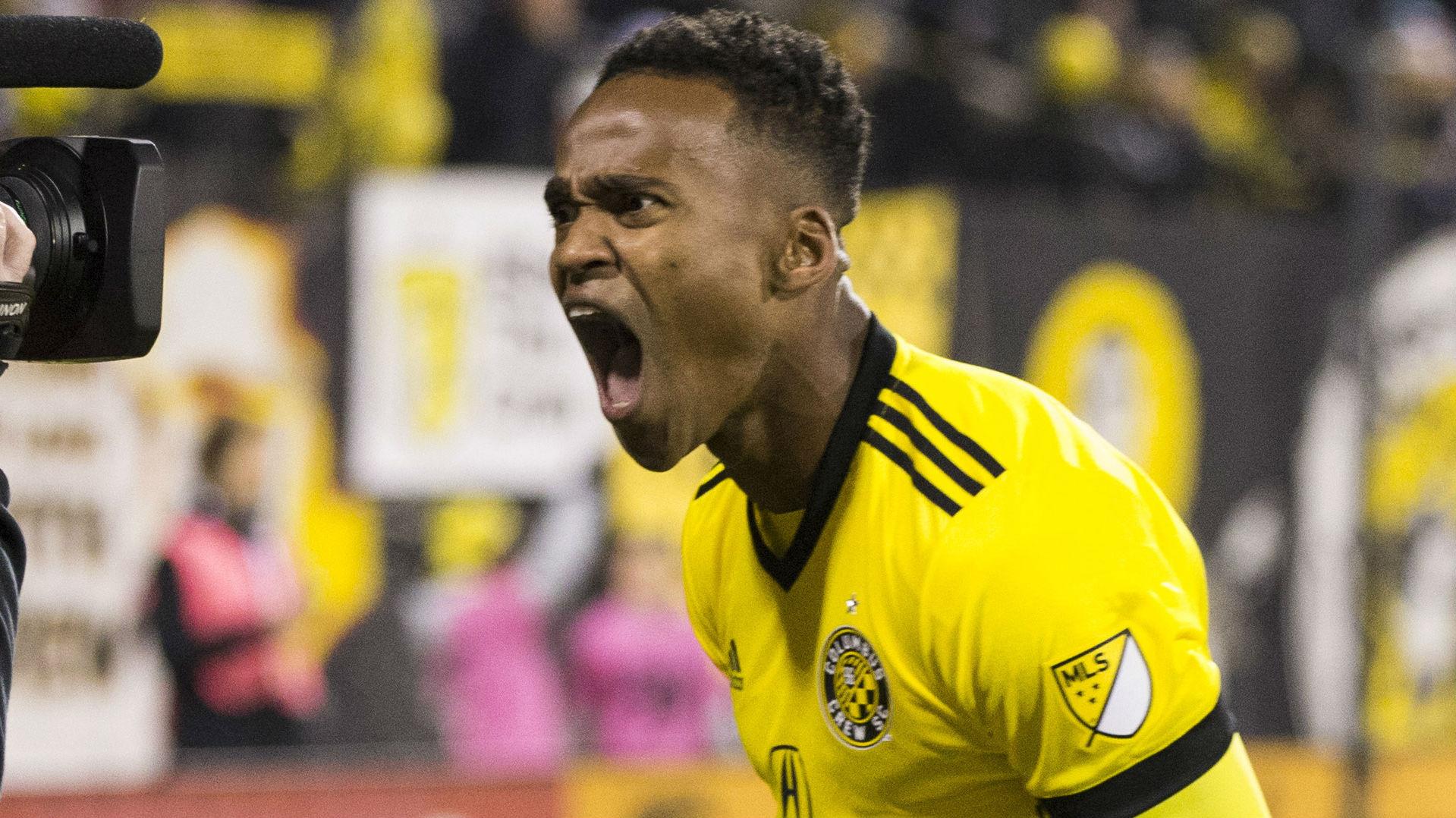 Ola Kamara, Columbus Crew, MLS