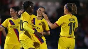 Oshoala faces Aluko as Africans learn Women's Champions League Round of 32 fate