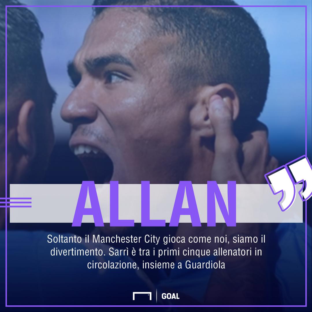 Vincere senza stupire: il Napoli di Sarri scopre gli essenziali 1-0