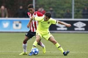 Andrew Mendonca PSV U19