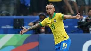 Everton Peru Brasil Copa América 22062019