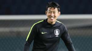 Heung Min Son Südkorea 14082018