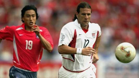 Jeff Agoos USA 2002 World Cup