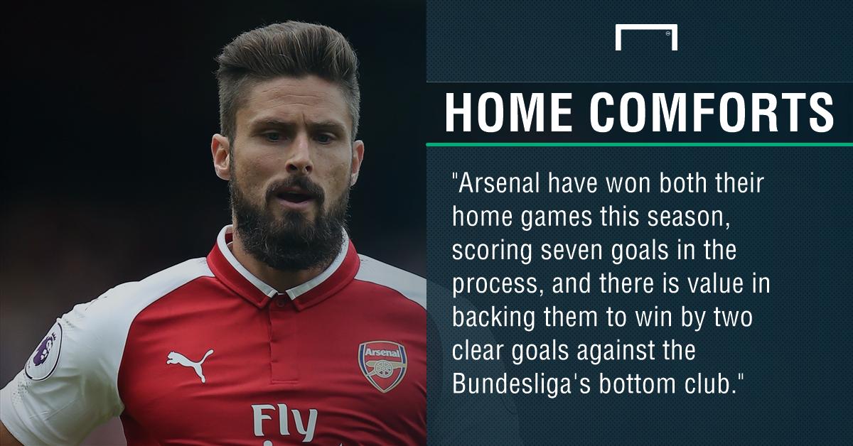 Arsenal Koln graphic