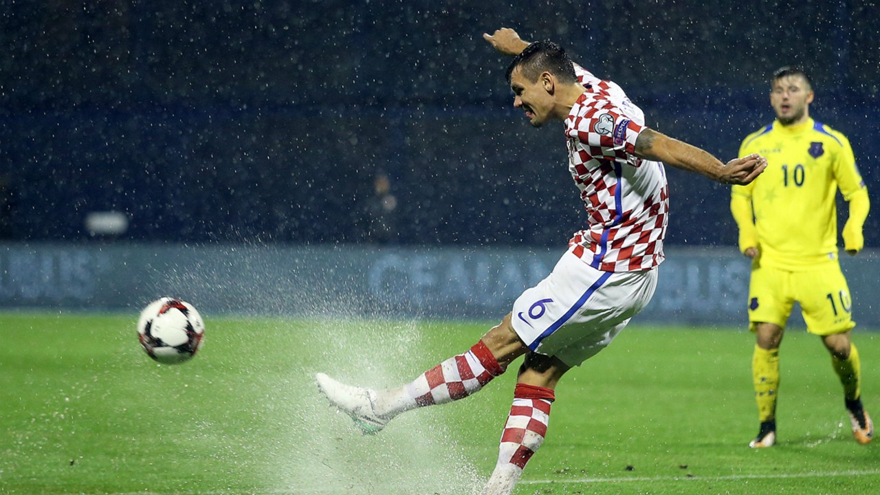 Lovren Croatia Kosovo WC QUALIFICATION 02092017