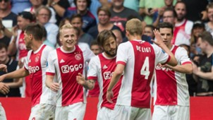 Lasse Schöne, Ajax - Groningen, Eredivisie 08202017
