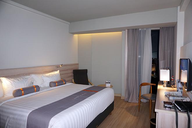 Khách sạn của Olympic Việt Nam ở Indonesia (3)