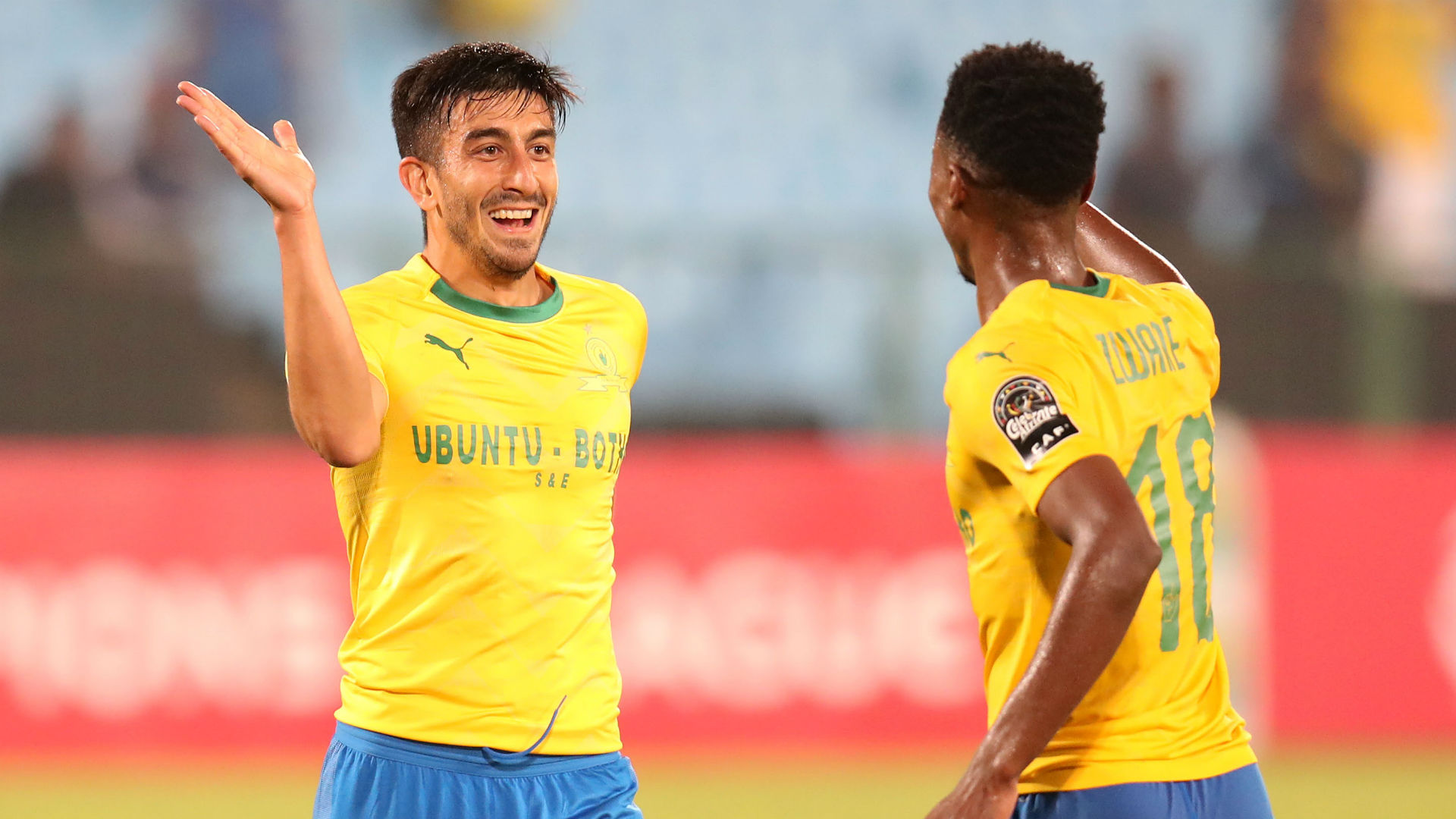Mamelodi Sundowns, Emiliano Tade, February 2019