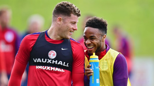 Ross Barkley; Raheem Sterling