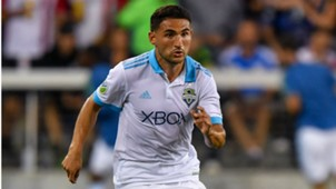 Cristian Roldan Seattle Sounders MLS 2018