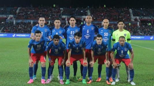 Johor Darul Ta'zim, Sarawak, Malaysia Cup, 04/07/2017