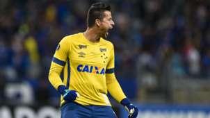 Fabio Cruzeiro Universidad Chile Libertadores 26 04 2018