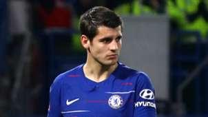 Alvaro Morata Chelsea 2018-19
