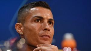 Cristiano Ronaldo press conference