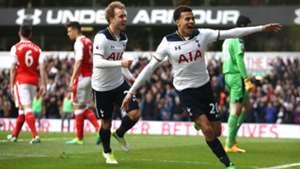 Dele Alli Tottenham Hotspur Premier League 30042017