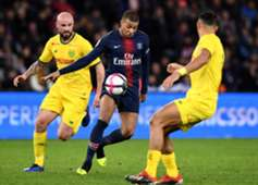 Kylian Mbappe Ligue 1 PSG nantes 22122018.jpg