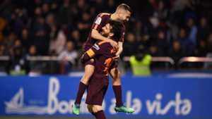 Lionel Messi Barcelona Deportivo La Coruna 2018