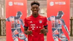2018-07-26 Alphonso Davies Bayern