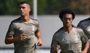 Cristiano - Cuadrado - Juventus