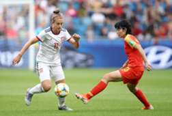 China Spain Women World Cup 06172019