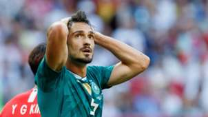South Korea Germany Mats Hummels