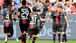 Leverkusen Nürnberg 2019