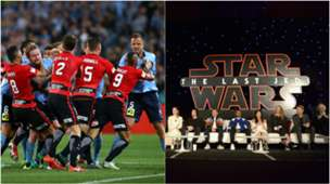 Sydney Derby Star Wars