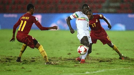 Mali U17 Ghana U17