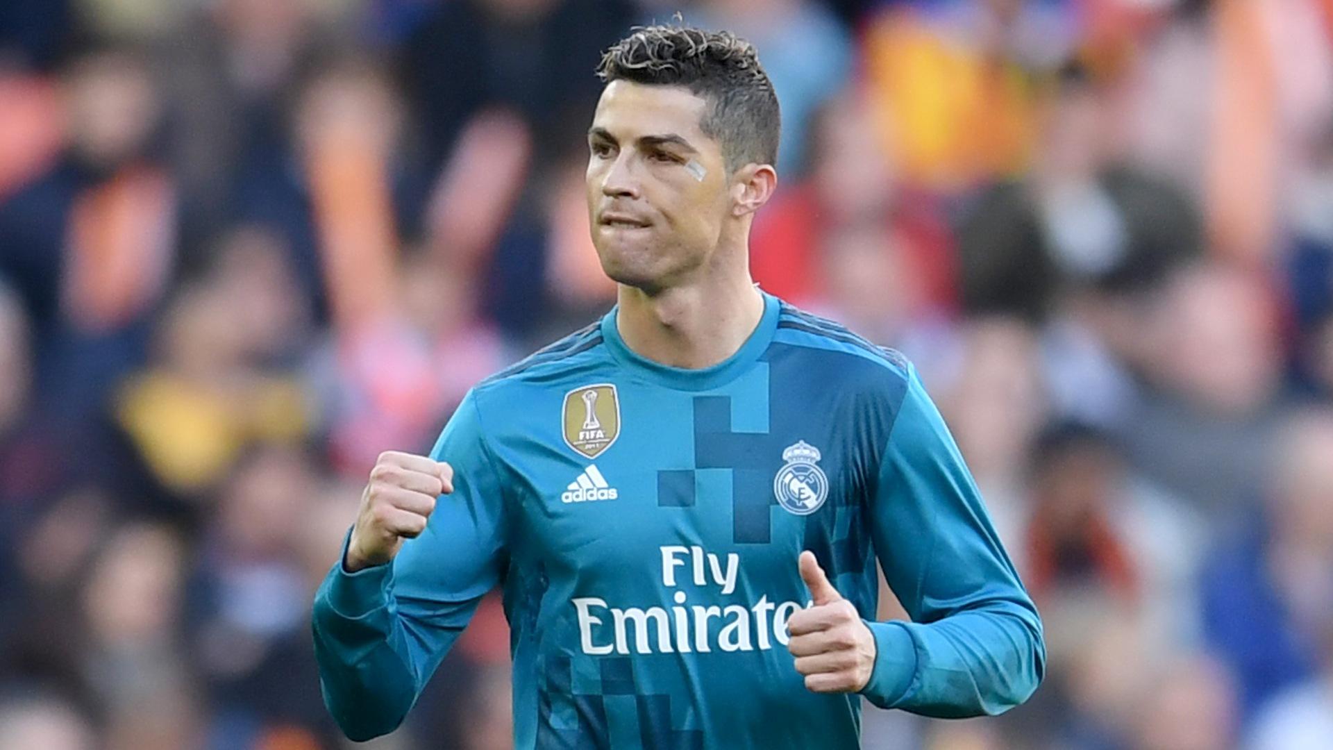 Cristiano Ronaldo Januari 2018