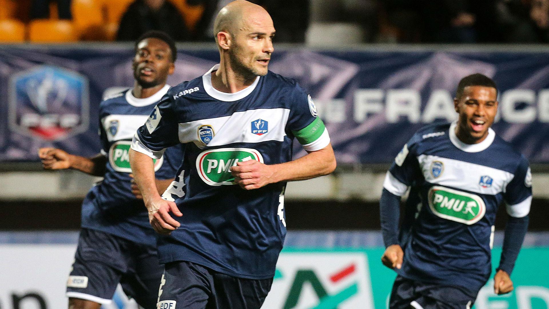 L'OL face à Montpellier en 8e de finale — Coupe de France