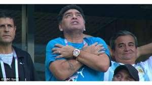 Diego Maradona Wakanda