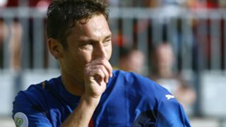 Francesco Totti Italy Australia 2006 World Cup