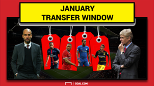 January Transfer Window GFX