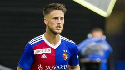 Ricky van Wolfswinkel, FC Basel, 08092018