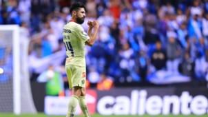 Oribe Peralta América Apertura 2018