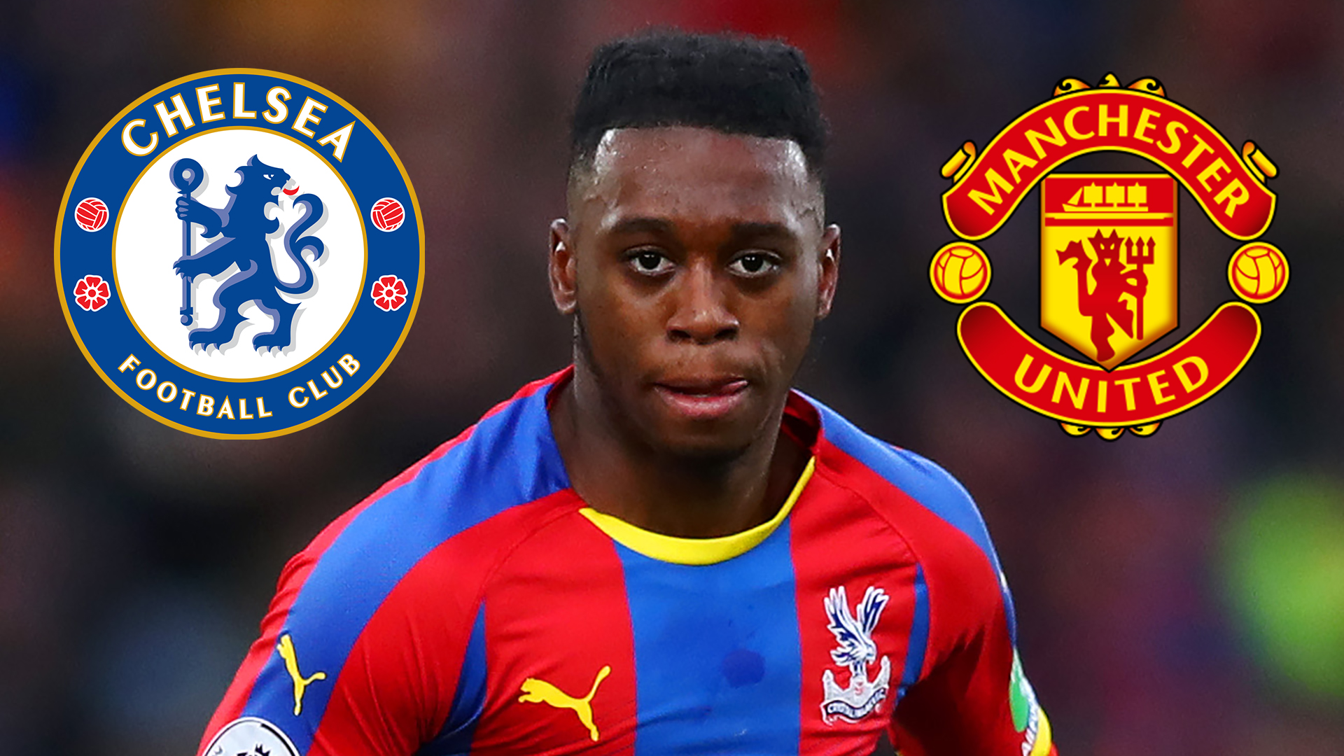 Manchester United and Chelsea join race for highly-rated Crystal Palace defender